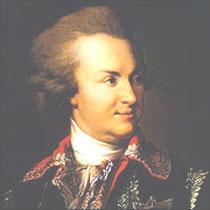 Григорий Потёмкин (1739-1791), русский государственный деятель, граф, светлейший князь, генерал-фельдмаршал.