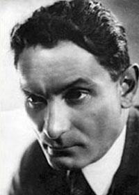 Всеволод Пудовкин (1893-1953), советский кинорежиссёр и теоретик кино, один из основоположников советской кинематографии