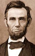 Авраам Линкольн (1809-1865), 16-й президент США, первый президент от республиканской партии, освободитель американских рабов.