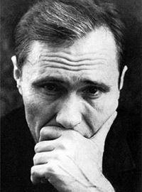 Василий Шукшин (1929-1974), русский советский писатель, кинорежиссёр, актёр.