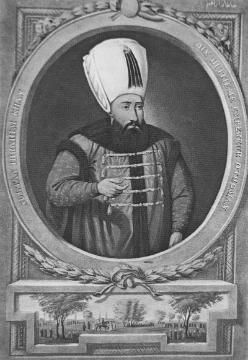 Ибраги́м I (осм. ابراهيم اول — İbrâhîm-i evvel) (5 ноября 1615—12 августа 1648) — османский султан, правивший в 1640—1648.