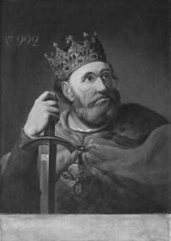 Болесла́в I Хра́брый (966 или 967 — 17 июня 1025) - князь (992—1025) и первый король Польши (1025).