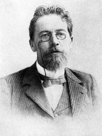 Антон Павлович Чехов  (1860-1904), русский писатель, один из самых выдающихся русских драматургов