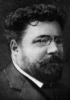 Гастон Леру́ (6 мая 1868 - 15 апреля 1927) - французский писатель, журналист, признанный мастер детектива.