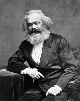 Карл Генрих Маркс (5 мая 1818, Трир — 14 марта 1883, Лондон) - немецкий философ, социолог, экономист, писатель, поэт.