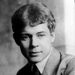 Сергей Есенин (1895-1925), русский поэт, один из самых популярных и известных российских поэтов XX века