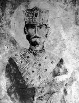 Леон II (абх. Аҧсҳа Лауан 767 — 811) — первый царь независимого Абхазского царства.