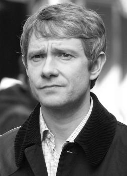 Мартин Джон Кристофер Фримен - английский актёр. Лауреат премии «Эмми» и BAFTA, номинант на премию «Золотой глобус».