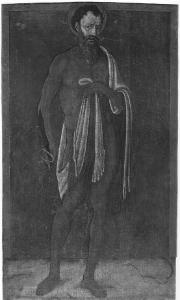 Апостол Варфоломей — один из двенадцати учеников Иисуса Христа.