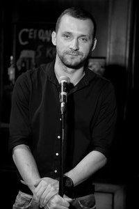 Русла́н Ви́кторович Бе́лый (род. 28 декабря 1979) — российский комик, постоянный участник «Comedy Club», член команды КВН «Седьм