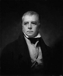 Вальтер Скотт (1771—1832) — британский писатель, поэт, историк.