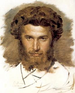 Архип Куинджи, русский художник-пейзажист