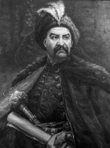 Богдан Хмельницкий - украинский военный, политический и государственный деятель. Гетман Войска Запорожского.