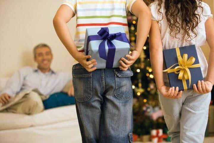 подарки для родителей от двоих