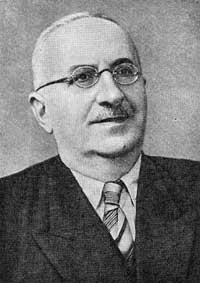 Авдей Ильич Гозулов (1892-1981), заслуженный деятель науки РСФСР, экономист-статистик, демограф и социолог