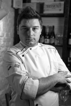 Градимир Митич - шеф-повар ресторана La Barca (Казахстан).