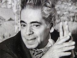 Аркадий Райкин (1911-1987), юморист, режиссёр, сценарист, актёр, Народный артист СССР (1968), Лауреат Ленинской Премии.