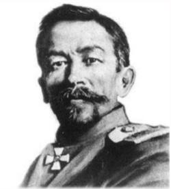Лавр Корнилов (1870-1918), путешественник-исследователь, военный дипломат, генерал Белого движения, лидер русской контрреволюции