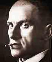 Владимир Маяковский (1893-1930), русский советский поэт, драматург, футурист, редактор журналов «ЛЕФ», «Новый ЛЕФ» и «РЕФ».