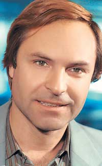 Родион Нахапетов, современный русский киноактер и режиссер, народный артист России