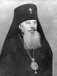 Архиепи́скоп Ни́кон (9 мая 1910, Санкт-Петербург — 13 апреля 1995, там же) - епископ Русской православной церкви.