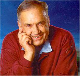 Эльдар Рязанов, кинорежиссёр, автор ряда всенародно любимых фильмов, народный артист СССР