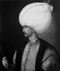 Сулейма́н I Великоле́пный (6 ноября 1494 — 5/6 сентября 1566) — десятый султан Османской империи.