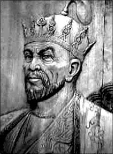 Тимур (Тамерлан) (1336-1405), завоеватель, сыгравший заметную роль в истории Средней Азии и Кавказа.