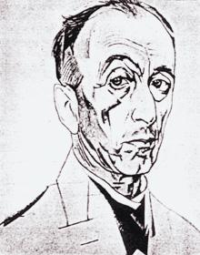 Аким Львович Волынский, историк искусства, литературный критик