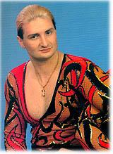 Эдгар Запашный, известный дрессировщик тигров, заслуженный артист России