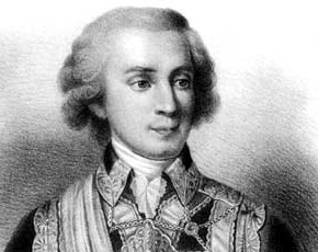 Платон Зубов (1767-1822), последний фаворит императрицы Екатерины II, князь